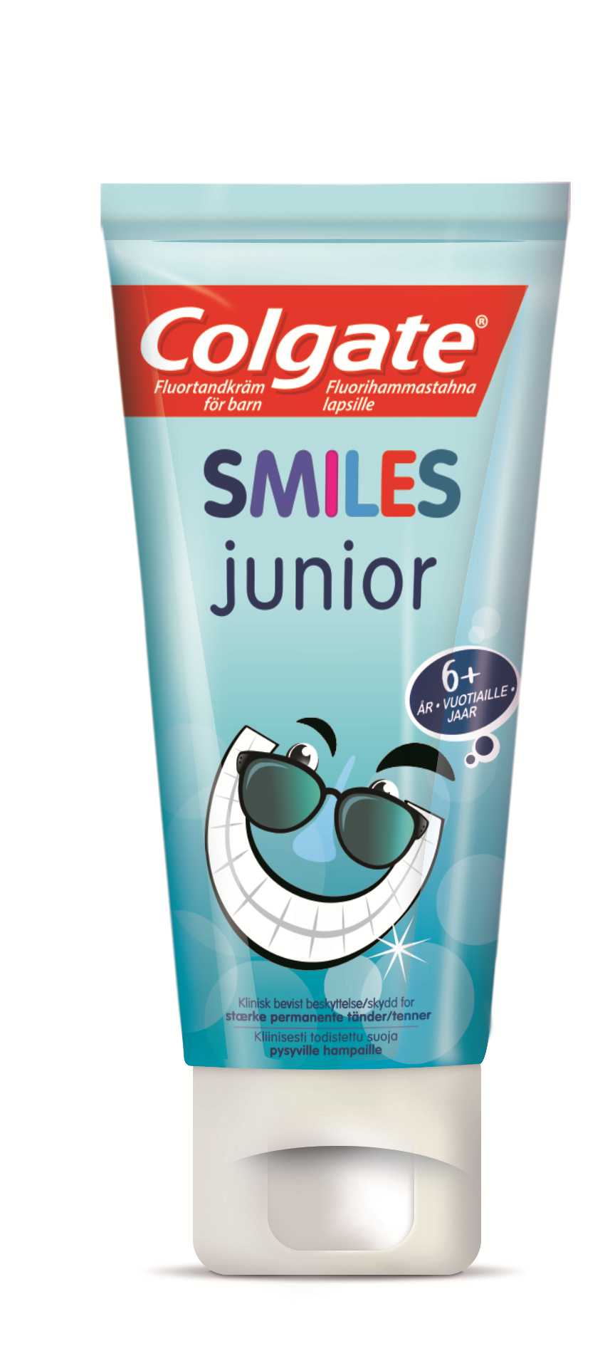 Colgate, Smiles, 6+ år, 50 ml