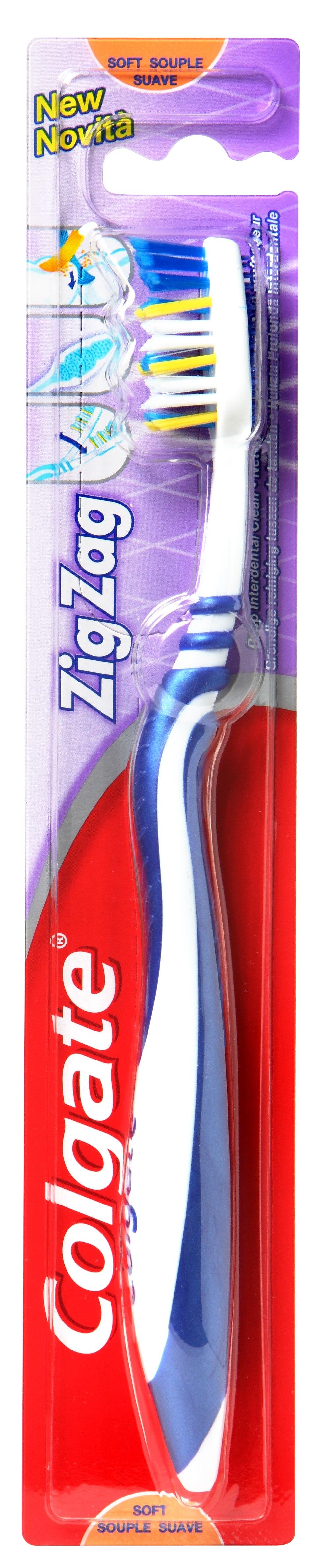 Colgate, Zig-Zag, medium, 1 stk