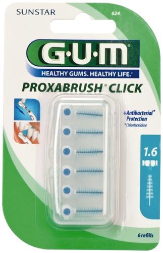 GUM Proxa, CLICK, iso 5 , 1.6 mm