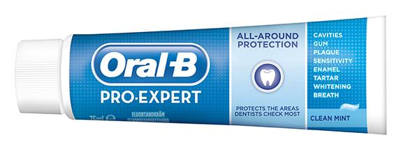 Oral-B, tandpasta, ProExpert Professional Protection, 75 ml